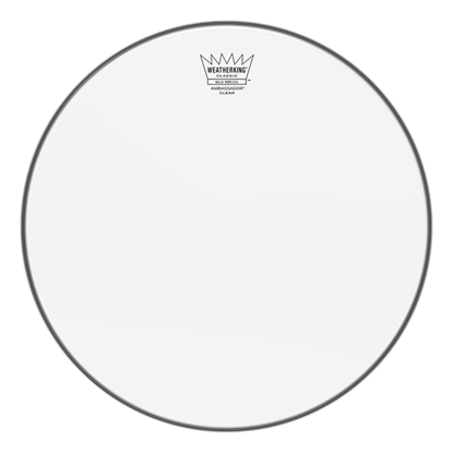 Remo Ambassador Clear Classic Fit Drumhead 13 Inch