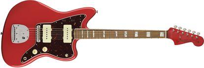 Fender 60th Anniversary Jazzmaster Electric Guitar Pau Ferro Fingerboard Fiesta Red