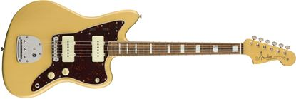 Fender 60th Anniversary Jazzmaster Electric Guitar Pau Ferro Fingerboard Vintage Blonde