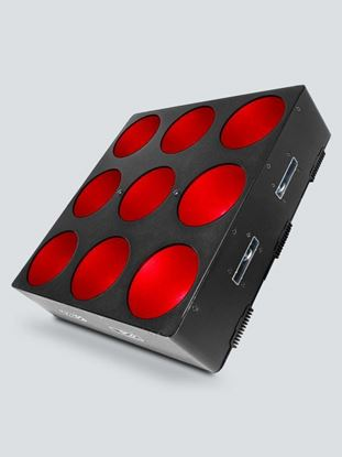 Chauvet Core 3x3 9 x 9 Watt TRI color LED Wash