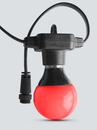 Chauvet Festoon 20 RGB LED Colour Mixing Bulb Pack - 20 Pieces