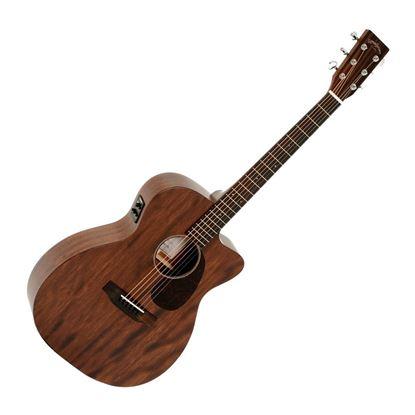 Sigma 000MC-15E 15-Series Acoustic Guitar with Pickup - Mahogany