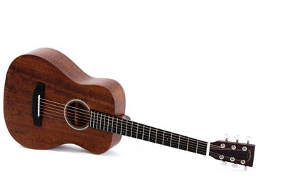 Sigma TM-15 Travel Series Acoustic Guitar - Mahogany With Bag (TM15)
