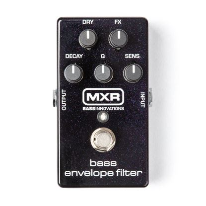 MXR Bass Envelope Filter Bass Guitar Effects Pedal