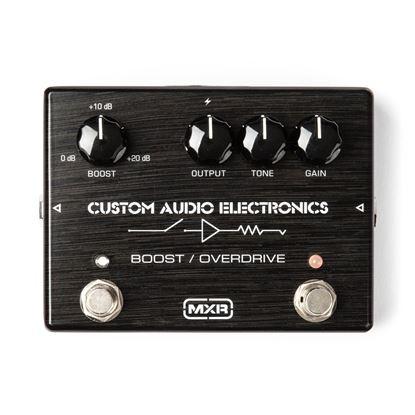 MXR CAE Boost Overdrive Guitar Effects Pedal