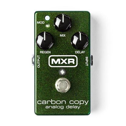 MXR Carbon Copy Analogue Delay Guitar Effects Pedal