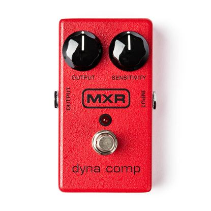 MXR Dyna Comp Compressor Guitar Effects Pedal