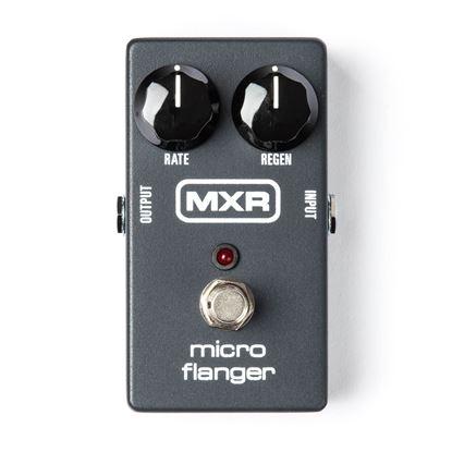 MXR Micro Flanger Guitar Effects Pedal