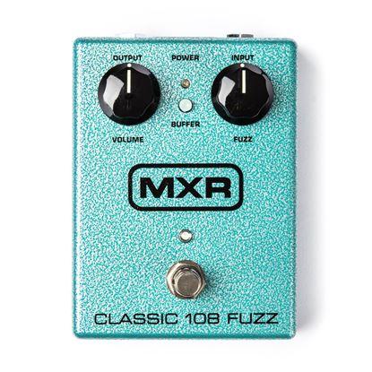 MXR Classic 108 Fuzz Guitar Effects Pedal