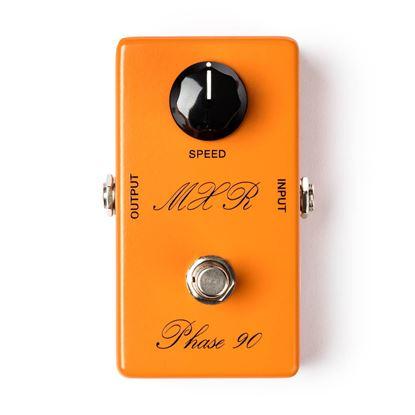 MXR Vintage 1974 Phase 90 Phaser Guitar Effects Pedal