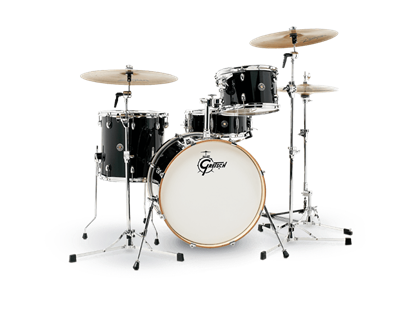 Gretsch J404 CC4 Catalina Club 4 Piece 20 Inch Jazz Drum Kit with Hardware Pack (Select Finish)