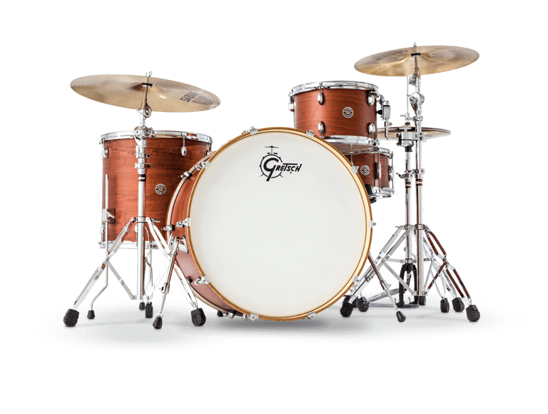 Gretsch Catalina Club Drumset Satin Antique Fade m Snare Batterie Bateria Drums