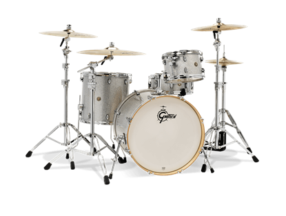 Gretsch E824S CM4 Catalina Maple 4 Piece 22 Inch Drum Kit with Hardware Pack (Select Finish)