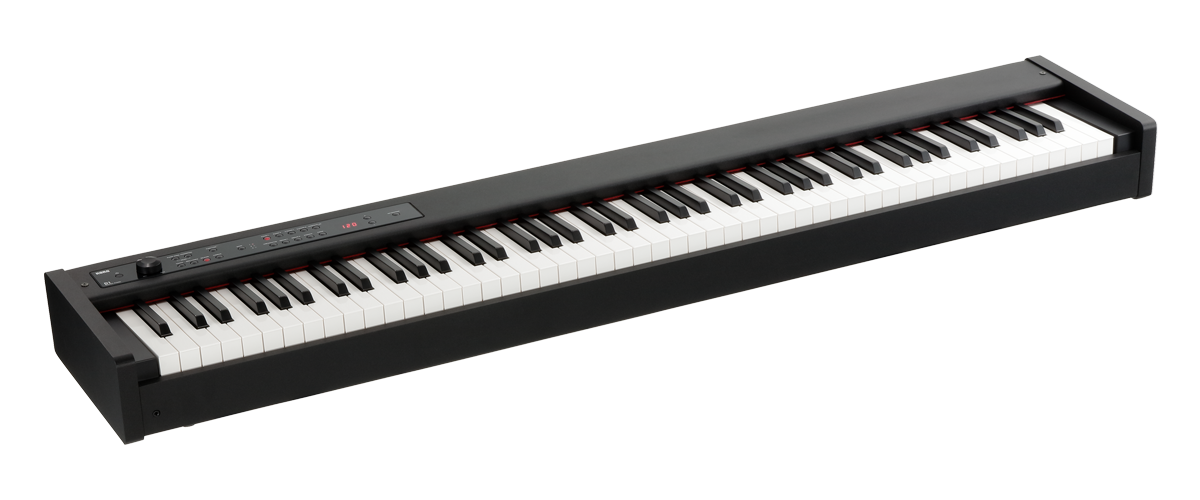korg d1 digital piano compact real weighted hammer action 88 keys perth mega music online. Black Bedroom Furniture Sets. Home Design Ideas