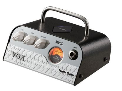 Vox MV50 High Gain Mini Guitar Amplifier Head