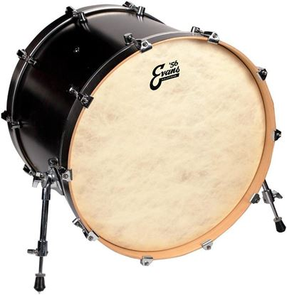 Evans BD16CT Calftone Bass Drum Head - 16 Inch