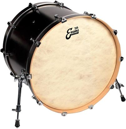 Evans BD24CT Calftone Bass Drum Head - 24 Inch