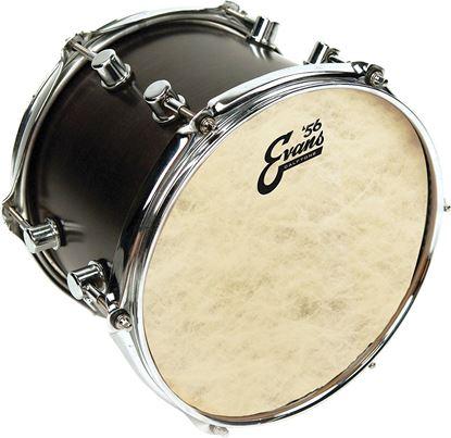 Evans TT08C7 Calftone Tom Batter Drumhead - 8 Inch