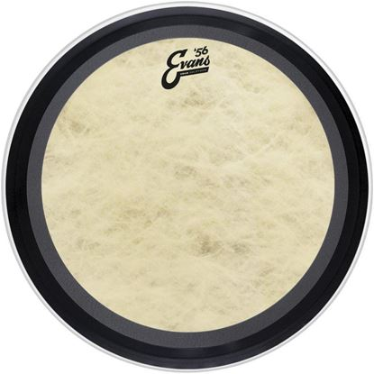 Evans EMAD Calftone Bass Drum Head - 18 Inch ( BD18EMADCT)