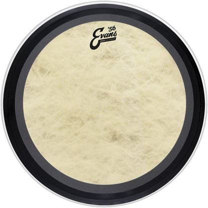 Evans EMAD Calftone Bass Drum Head - 22 Inch (BD22EMADCT)