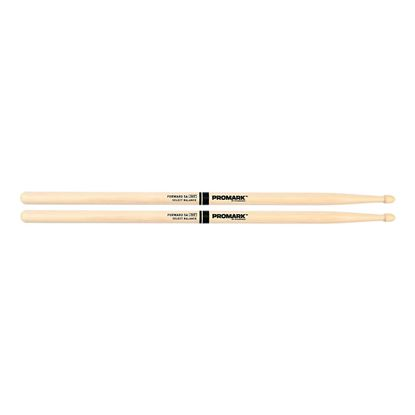 Promark Forward 5A Drumsticks - Hickory Acorn Wood Tip