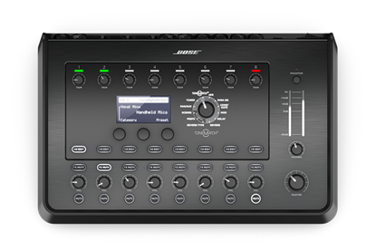 Bose T8S Tonematch Audio Engine Digital Mixer for Bose L1 and F1 PA Systems