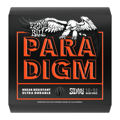 Ernie Ball 2015 Paradigm Skinny Top Heavy Bottom Slinky Electric Guitar Strings