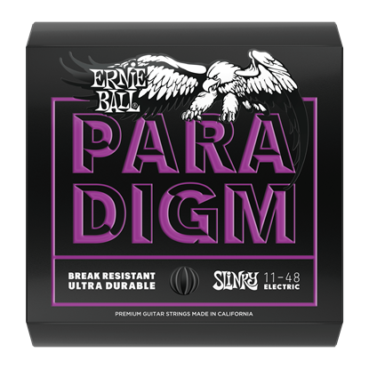 Ernie Ball 2020 Paradigm Power Slinky Electric Guitar Strings