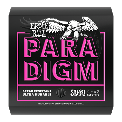 Ernie Ball 2023 Paradigm Super Slinky Electric Guitar Strings
