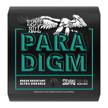 Ernie Ball 2026 Paradigm Not Even Slinky Electric Guitar Strings