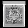 Ernie Ball 2406 Ernesto Palla Black & Silver Nylon Classical Guitar Strings