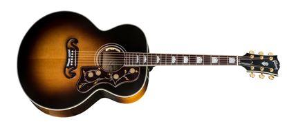 Gibson 2018 SJ-200 Acoustic Guitar Vintage Sunburst - SJ22VSGA8