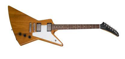 Gibson 2018 Explorer Electric Guitar Antique Natural - DSX18ANNH1