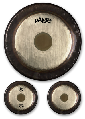 Paiste 60 inch Symphonic Gong Mikrophonie