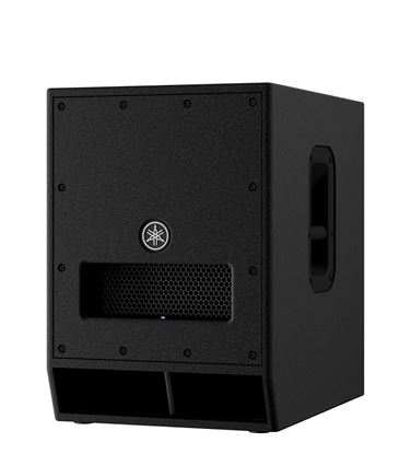 Yamaha DXS12MKII 12 inch Powered Subwoofer (1020 Watt) Front View