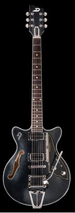 Duesenberg Starplayer TV Fullerton 2018 Limited Edition Electric Guitar - Stardust