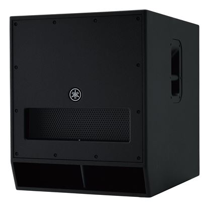 Yamaha DXS18 18 inch Powered PA Subwoofer (1020 Watt)
