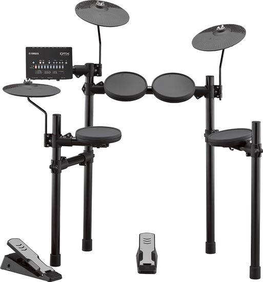 Yamaha DTX402K Electronic Drum Kit Whole