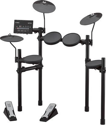Yamaha DTX402K Electronic Drum Kit Angle