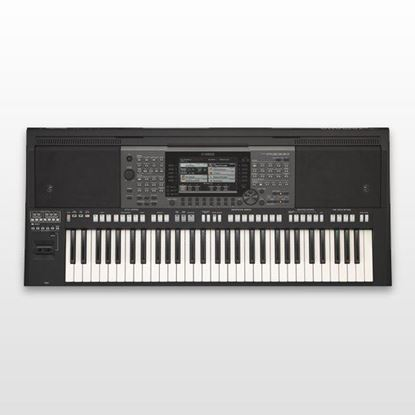 Yamaha PSR-A3000 61 Key Arranger Workstation Keyboard (PSRA3000) Top View