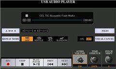 Yamaha PSR-A3000 61 Key Arranger Workstation Keyboard (PSRA3000)