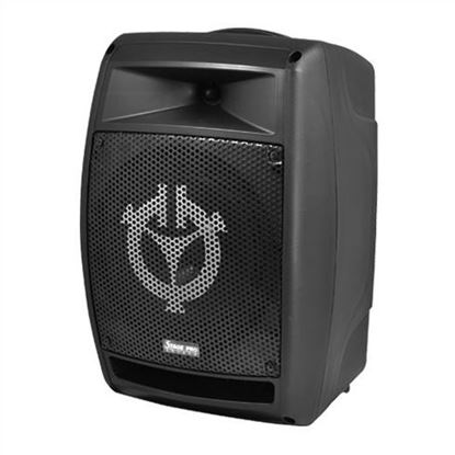 Chiayo Stage Man Portable PA System With Wireless Receiver (100 Watt) Front View