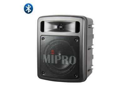 Mipro MA-303SB Portable Wireless PA System (60 Watt) Front View