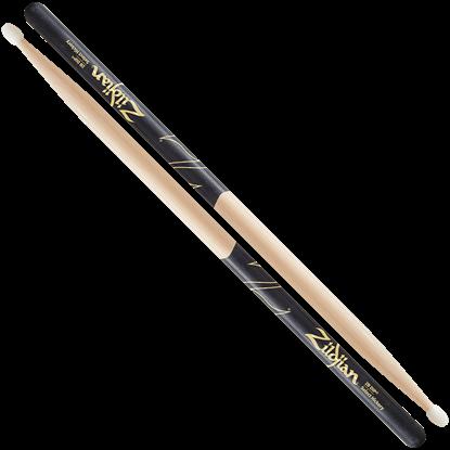 Zildjian 2B Nylon Tip Black Dip Drumsticks
