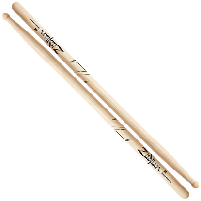 Zildjian 3A Wood Tip Natural Drumsticks