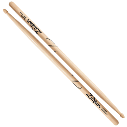 Zildjian 5A Acorn Wood Tip Natural Drumsticks