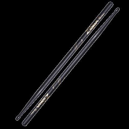 Zildjian 5A Nylon Tip Black Drumsticks