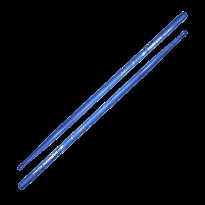Zildjian 5A Wood Tip Blue Drumsticks