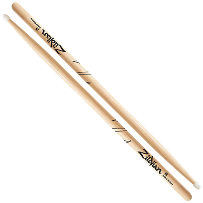 Zildjian 7A Nylon Tip Natural Drumsticks