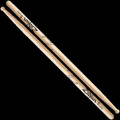 Zildjian 7A Wood Tip Natural Drumsticks